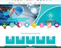طراحی وبسایت چند زبانه + طراحی سایت گردشگری + فناوری اطلاعات زیفا