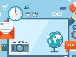 طراحی قالب + طراحی سایت + فناوری اطلاعات زیفا