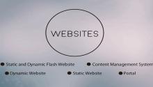 انواع سایت + طراحی سایت + فناوری اطلاعات زیفا