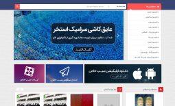 فروشگاه اینترنتی سیب خاص + طراحی وبسایت + فناوری اطلاعات زیفا