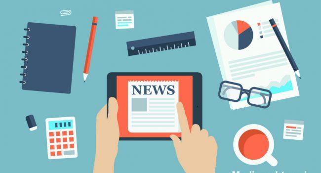 انتشار محتوای داخل وبسایت