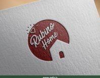 طراحی لوگو روبینو