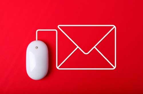 ارسال ایمیل انبوه تبلیغاتی