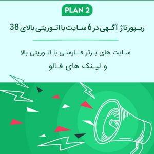 ریپورتاژ آگهی در ۶ سایت فارسی با اتوریتی بالا