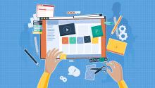 اصول استفاده از رنگها در طراحی وبسایت
