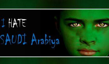 مرگ بر سعودی + I hate saudi