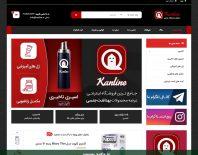 طراحی فروشگاه اینترنتی کانلاین