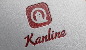 طراحی لوگوی فروشگاه اینترنتی کانلاین