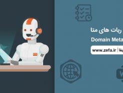 دستور العمل ربات های متا Robots Meta Directives