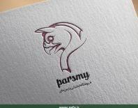 طراحی لوگوی فروشگاه اینترنتی پارس مای