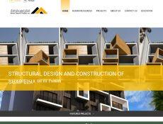 طراحی وبسایت شرکت ISFCO