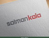 طراحی لوگوی فروشگاه اینترنتی سلمان کالا